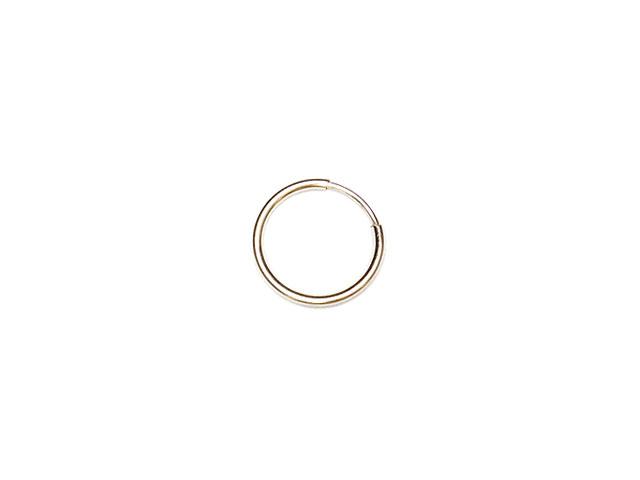 ビーズ天然石14KGF フープピアス 12mm【1ペア販売 500円】とパワーストーン
