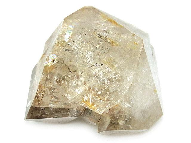 天然石ニューヨーク産 ハーキマーダイヤモンド 原石 No.1【1点もの 49,800円】ビーズとパワーストーン