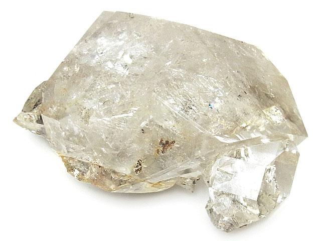 天然石ニューヨーク産 ハーキマーダイヤモンド 原石 No.2【1点もの 29,800円】ビーズとパワーストーン