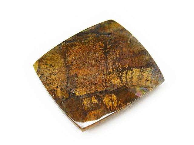 天然石【粒販売】ブラジル産デンドライトクォーツ ルース No.20【1点もの 4,900円】ビーズとパワーストーン