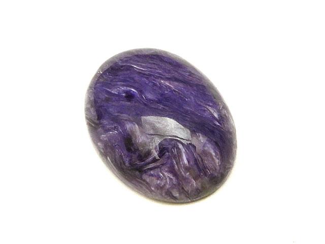 ビーズ天然石【粒販売】チャロアイト ルース No.17【1点もの 5,300円】とパワーストーン