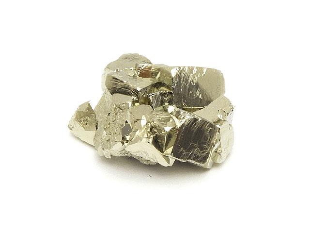 天然石パイライト結晶 No.3【1点もの 2,800円】ビーズとパワーストーン