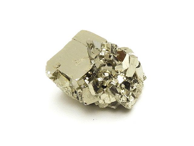 天然石パイライト結晶 No.7【1点もの 2,800円】ビーズとパワーストーン