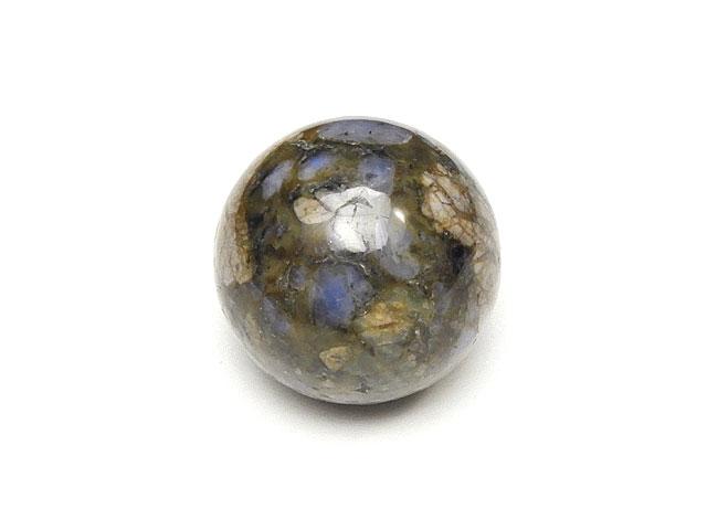 天然石【粒販売】ケセラストーン スフィア 30mm【1コ販売 900円】ビーズとパワーストーン