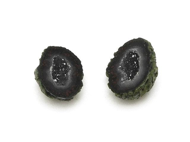 天然石ドゥルージーアゲート 原石 No.5【1点もの 2,500円】ビーズとパワーストーン