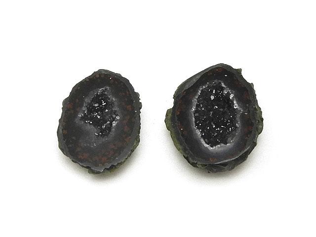 天然石ドゥルージーアゲート 原石 No.10【1点もの 2,500円】ビーズとパワーストーン
