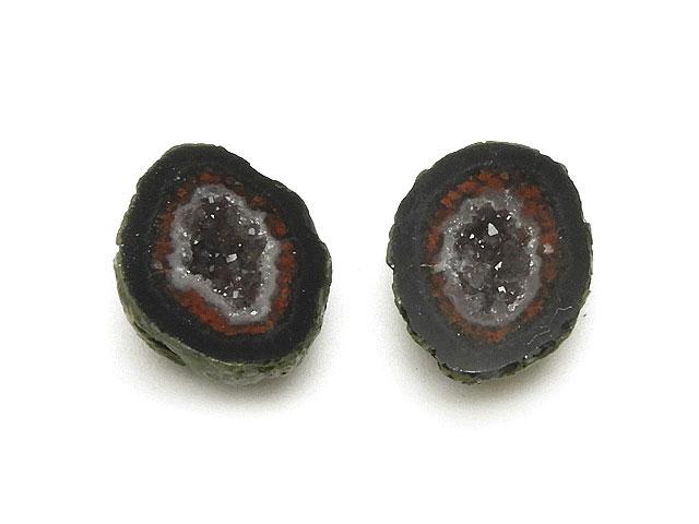 天然石ドゥルージーアゲート 原石 No.17【1点もの 2,500円】ビーズとパワーストーン