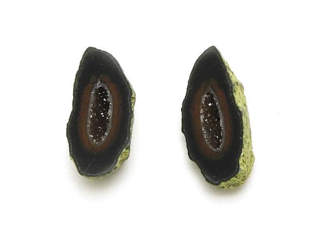 天然石ドゥルージーアゲート 原石 No.19【1点もの 2,500円】ビーズとパワーストーン