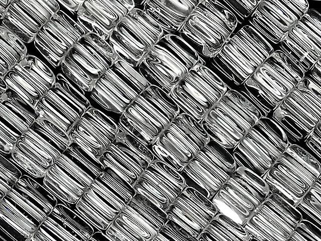 天然石【連販売】天然水晶 クリスタルクォーツ キューブ 5mm【1連 1,300円】ビーズとパワーストーン