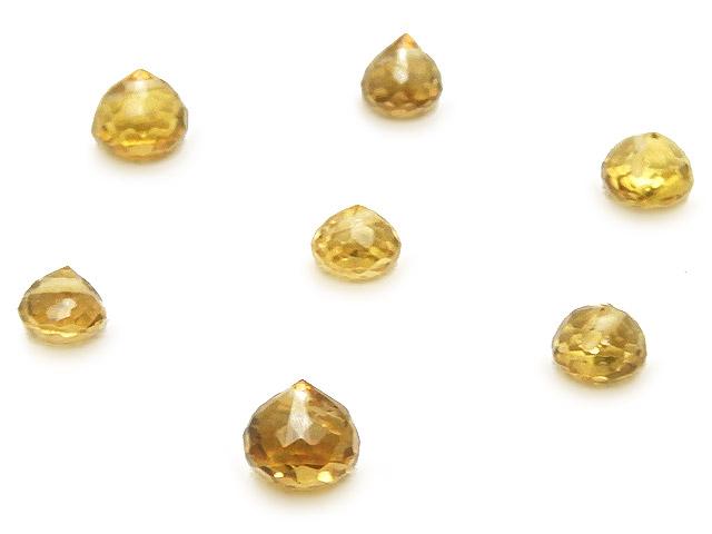 天然石【粒販売】ビアクォーツ オニオンカット 4〜5mm【5粒販売 370円】ビーズとパワーストーン