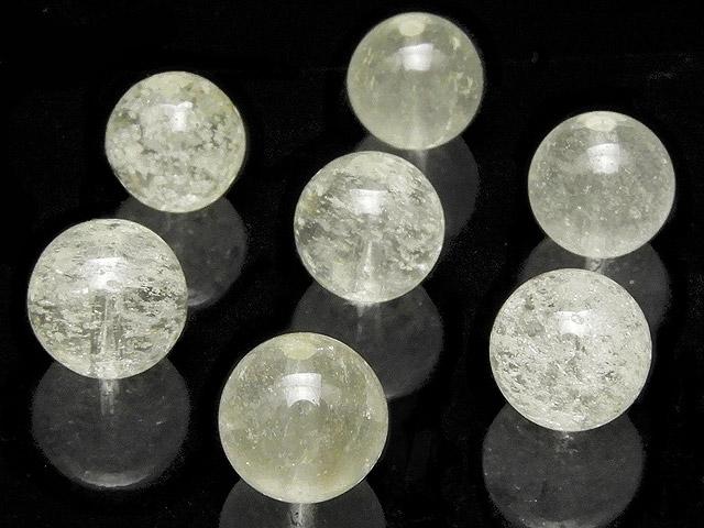 天然石【粒販売】リビアンデザートグラス 丸玉 9mm【1粒販売 1,930円】ビーズとパワーストーン
