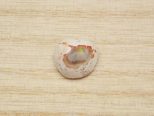 天然石メキシコ産 カンテラオパール カボション No.1【1点もの 2,800円】ビーズとパワーストーン