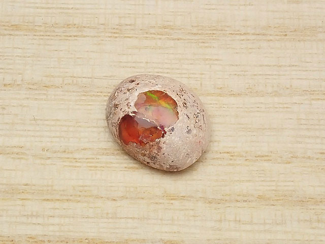 天然石メキシコ産 カンテラオパール カボション No.5【1点もの 3,000円】ビーズとパワーストーン