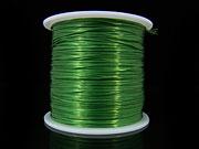 ビーズ天然石オペロンゴム ライトグリーン 60m【1コ販売 300円】とパワーストーン