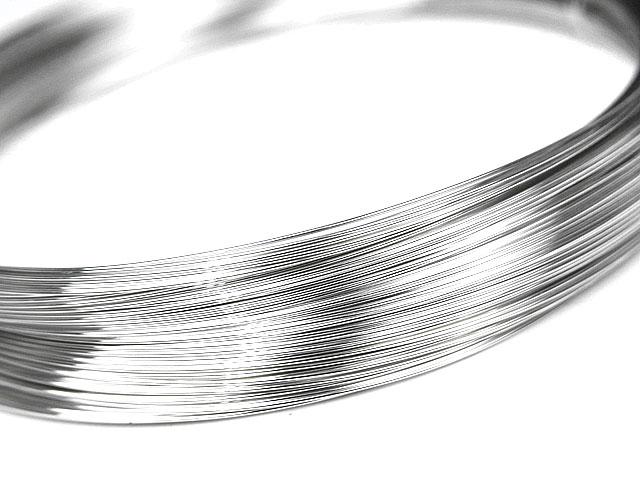 ビーズ天然石SILVER925 ワイヤー[ソフト] 28GA(0.32mm)【2m販売 360円〜】とパワーストーン