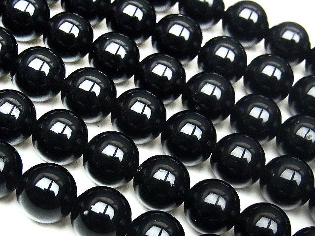 天然石【連販売】テクタイト 丸玉 8mm【半連 2,090円〜】ビーズとパワーストーン