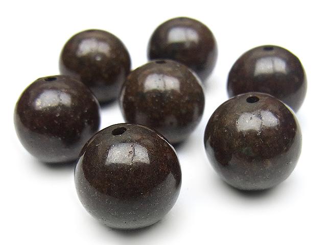 ビーズ天然石【粒販売】サハラNWA869 コンドライト隕石 丸玉 12mm【1粒販売 2,840円】とパワーストーン