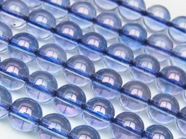 天然石ビーズ【連販売】コスモオーラ 丸玉 8mm【半連 1,430円〜】とパワーストーン
